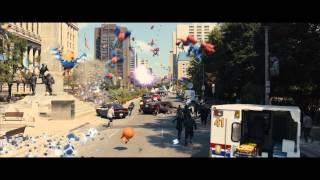 Pixels - Trailer ufficiale italiano