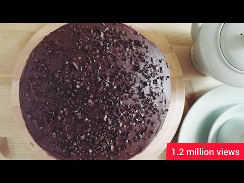 Video CHOCOLATE Oreo cake in Cooker.