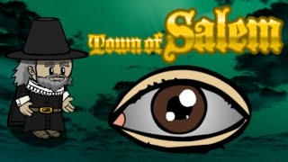 Town of Salem w/ Sidearms, Deluxe 4 and D20 - Rebellious Teenage Townie (Ranked Practice)