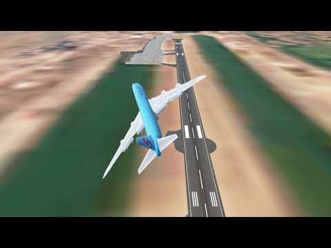 Landing A Plane Without Control