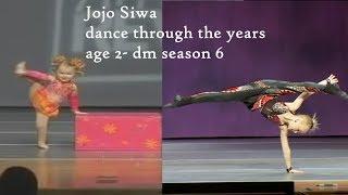 Jojo Siwa DANCE throughout the years