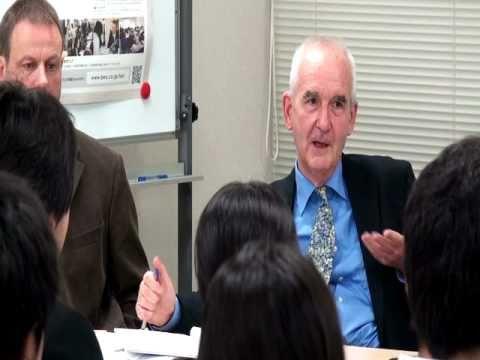 平和学・国際関係学・開発学留学フェア パネルディスカッション