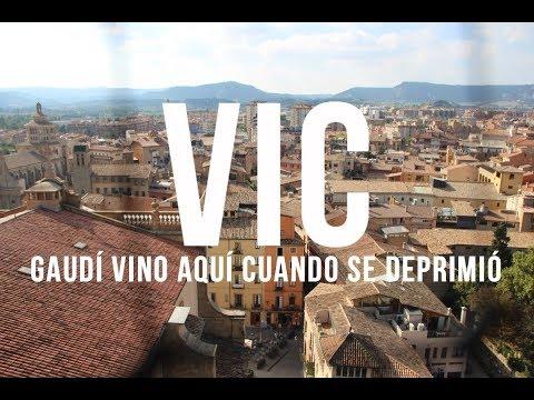 VIC y una increíble plaza medieval | ESPAÑA | Viajando con Mirko