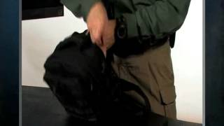 5.11 MOAB 6 Mobile Operations Attachment Bag Video - 511-56963 at On Duty Gear