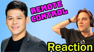 Marcelito Pomoy's Remote Control Challenge Reaction // Musician Reacts