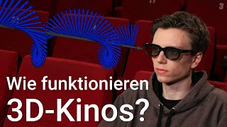 Wie funktionieren 3D-Kinos?