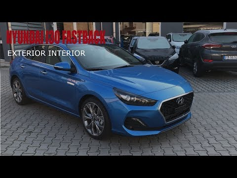 Hyundai I30 Fastback Лифтбек класса C - рекламное видео 1