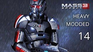 Mass Effect 3 Modded Walkthrough - Hardcore - Vanguard - Episode 14 - Side missions I