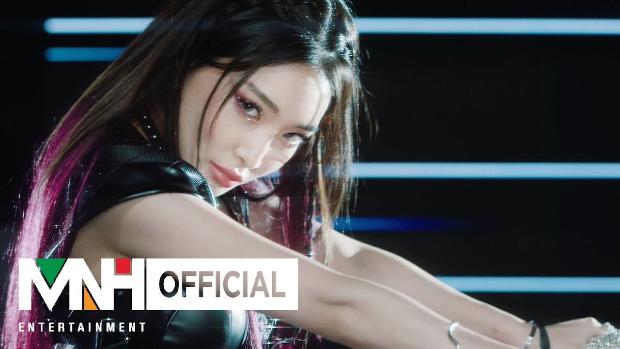 [Korea] MV : Chung Ha - Bicycle