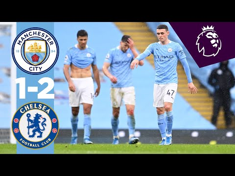 HIGHLIGHTS | Man City 1-2 Chelsea, Blues miss chance to clinch Title.