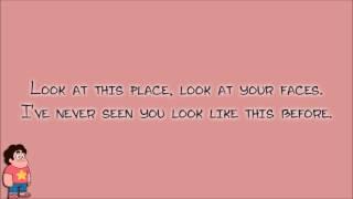 Rebecca Sugar - Be Wherever You Are (Lyrics)