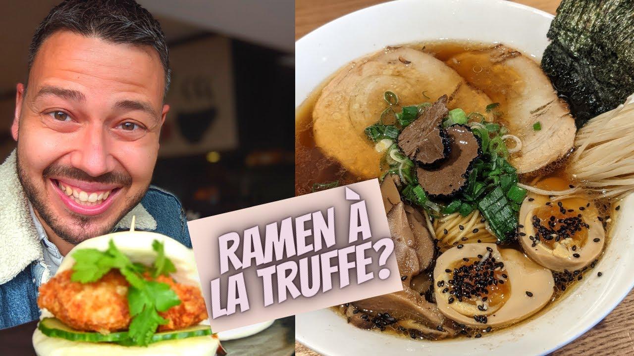 La JAPAN FOOD remixée : Ils rendent ces RAMEN plus GOURMANDS!  VLOG 1153