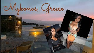 MY DREAM VACATION TO MYKONOS, GREECE!