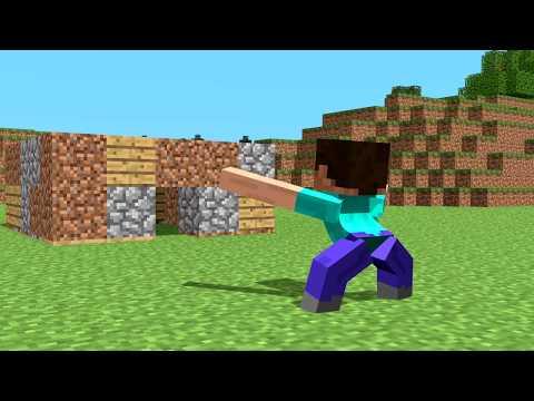Minecraft সালে সংক্ষেপে