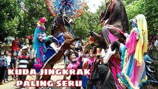Arak-arakan kuda jingkrak desa mlaran Gebang terbaru || the prancing horse festival