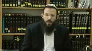 81 הלכות שבת או''ח סימן שכח סע' כא-כז הרב אריאל אלקובי שליט''א