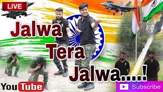Jalwa tera Jalwa || Live performance in GZSCCET|| by || Rajan