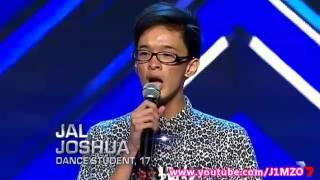 Jal Joshua - The X Factor Australia 2014 - AUDITION [FULL]