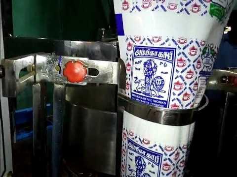 Tea Coffee Powder Packing Machine
