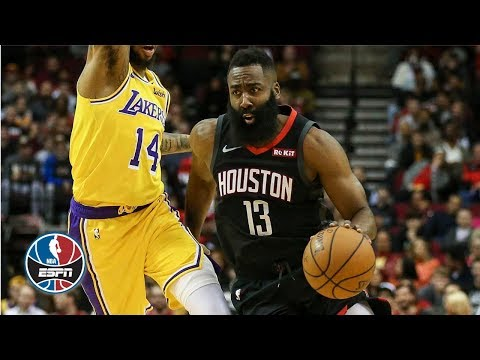 2e42859b83d Google News - James Harden scores 48 in Rockets  Saturday win - Overview