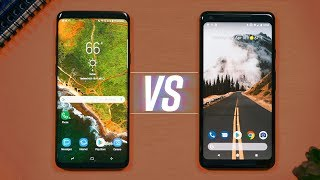 Samsung Galaxy S9+ vs Google Pixel 2 XL: Make the Right Choice