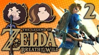 Breath of the Wild: Cooking Up A Storm - PART 2 - Game Grumps