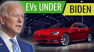Electric Cars Under Biden vs. Trump   EV News