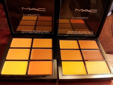 Conceal And Correct Palette by MAC #4