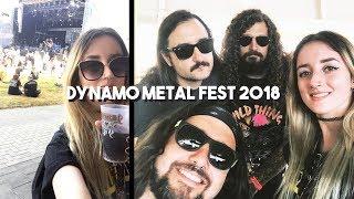Dynamo Metal Fest 2018   Vlog #28
