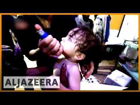 🇸🇾 Syria chemical attack: 'Many children have been killed' | Al Jazeera English