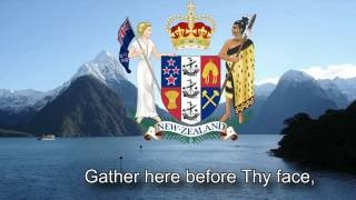 National Anthem of New Zealand - God Defend New Zealand (Full Version)
