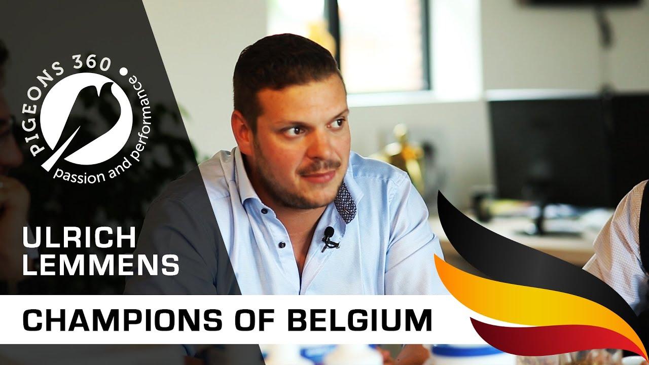 Champions of Belgium - Ulrich LEMMENS