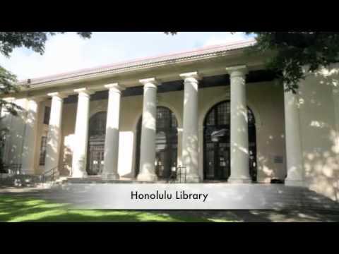 Video Tourist Attractions in Honolulu, Hawaii