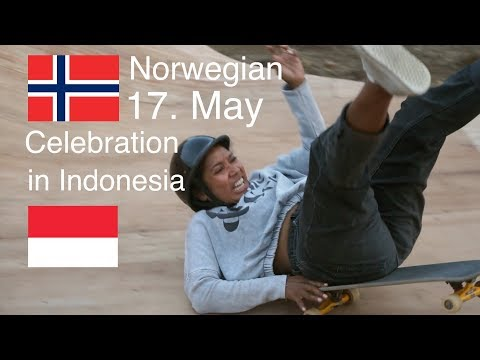 NORWAYS INDEPENDENCE DAY IN INDONESIA!