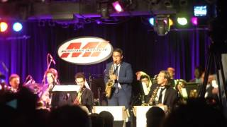 """All-City Big Band with Jane Monheit performs """"Taking a Chance on Love"""" at Musician's Institute"""