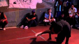 No Holding Back 3 Puerto Rico Footwork battle