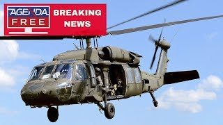 National Guard Helicopter Crashes in Minnesota - LIVE BREAKING NEWS COVERAGE