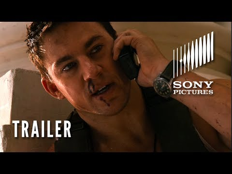 White House Down Extended Trailer
