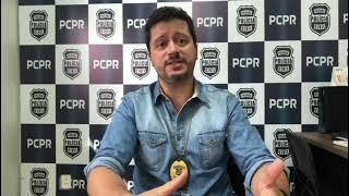 """Delegado da Polícia Civil de Coronel Vivida faz alerta quanto ao golpe dos """"nudes"""""""