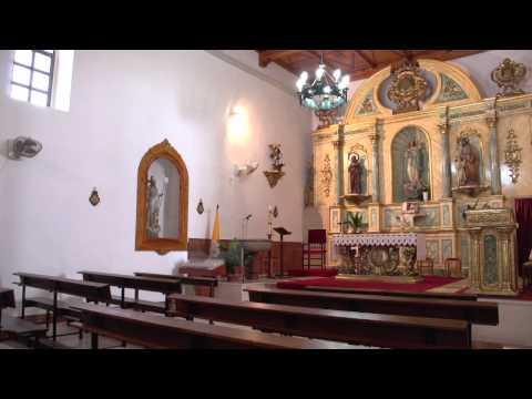 """Die """"San Pedro Apostol"""" Kirche, Villanueva de Tapia"""