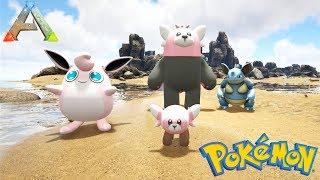 Stufful  - (Pokémon) - WIGGLYTUFF, STUFFUL, BEWEAR, & NIDOQUEEN! PLUS HUGE ANNOUNCEMENT! POKEMON EVOLVED UPDATE 1.64 (Ark)