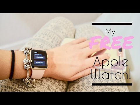MY #1 CYBER MONDAY FIND   Apple Watch Series 2 in Champagne Gold, 38 MM