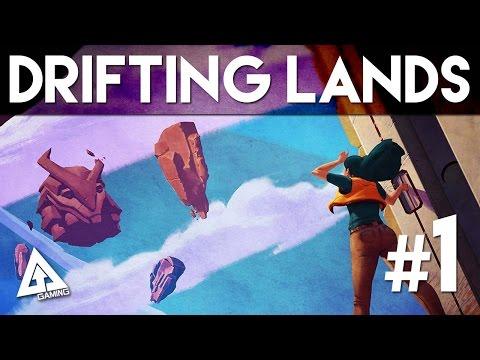 Gameplay de Drifting Lands