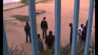 preview picture of video 'الأحداث في سيدي بوزيد مع أغنية موطني موطني. رائعة'