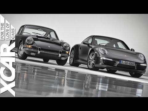 Frankfurt Motor Show 2013: Porsche 911 To 918 Spyder, The 911 Turns 50 - XCAR