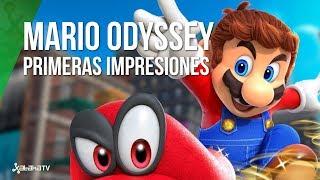 Mario Odyssey, toma de contacto