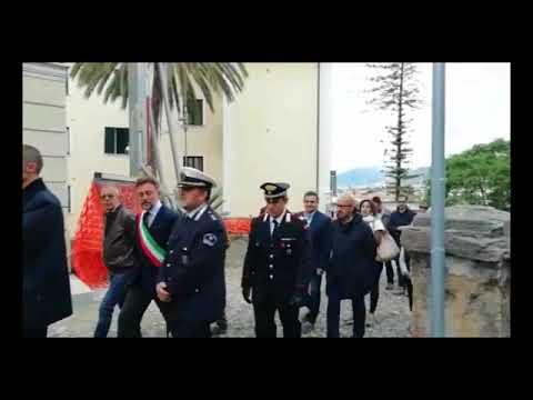 A BORDIGHERA LA PROCESSIONE IN ONORE DI SANT'AMPELIO
