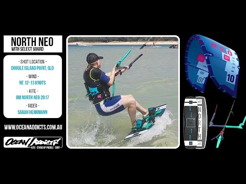 North Neo Review – Best Kite for progression & Learning to Kiteboard