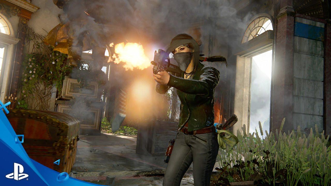 Novo Mapa de Uncharted 4 Multiplayer Chega Hoje Como Atualização Gratuita