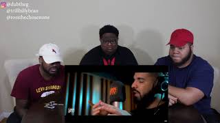 Drake - Behind Barz | Link Up TV - REACTION